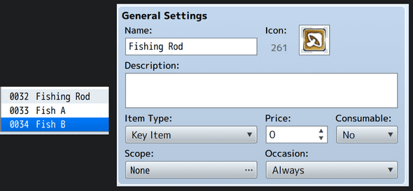 Create the Fishing Rod